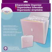 "Cropper Hopper Expandable Paper Organizer, 12""X12"""