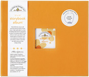 "Tangerine - Storybook Album 12""X12"""