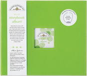 "Limeade - Storybook Album 12""X12"""