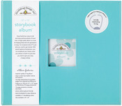 "Swimming Pool - Storybook Album 12""X12"""