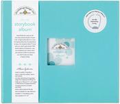 "Swimming Pool - Storybook Album 12""X12"""
