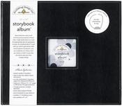 """Beetle Black - Storybook Album 12""""X12"""""""