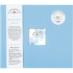 """Bubble Blue - Storybook Album 12""""X12"""""""
