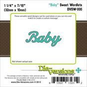 Baby - Die - Versions Sweet Wordlets Die