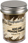 Gold - Stampendous Aged Embossing Enamel .60oz