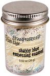 Blue - Stampendous Shabby Embossing Enamel .92oz