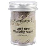 Rose - Stampendous Aged Embossing Enamel .60oz
