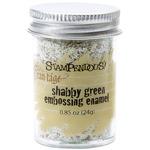 Green - Stampendous Shabby Embossing Enamel .92oz