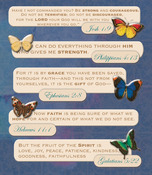 Bible Quotes Sticker Medley