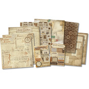 Honoring The Past Scrapbook Page Kit