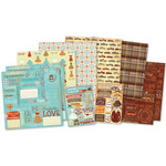 "Classic Grandparents - Scrapbook Page Kit 12""X12"""