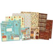 "Classic Grandparents - Scrapbook Page Kit 12""X12"""