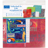 Volleyball Is Life 12 x 12 Scrapbook Page Kit - Karen Foster