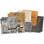 """Basketball Champ - Scrapbook Page Kit 12""""X12"""""""