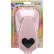 Heart - Clever Lever Mega Craft Punch