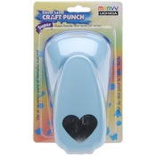 Heart - Clever Lever Super Jumbo Craft Punch