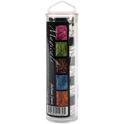 Autumn Leaves Lindy's Stamp Gang Magical Set .25oz Jars 5/Pkg