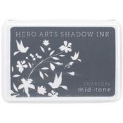 Charcoal - Hero Arts Midtone Ink Pads