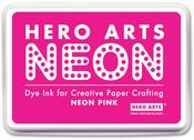 Pink - Hero Arts Neon Ink Pad