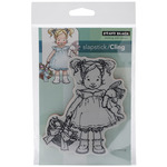 Me & My Bunny - Penny Black Cling Rubber Stamp