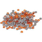 Orange - 350/Pkg - Silhouette Rhinestones SS16