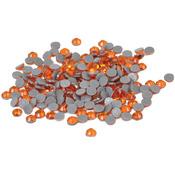 Orange - 200/Pkg - Silhouette Rhinestones SS20