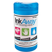 Ink Away Craft Cleaning Wipes 100/Pkg-