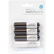 Silhouette Sketch Pens 4/Pkg-