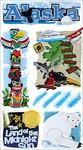 Alaska - Jolee's Boutique Dimensional Stickers