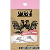 "Transfer Paper - SMASH Pad 2.25""X4.25"""
