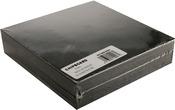 "Black - Medium Weight Chipboard Sheets 6""X6"" 25/Pkg"