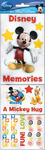 Mickey - SandyLion Disney Sticker Multipack