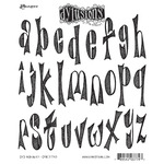 Dy's Alphabet - Dyan Reaveley's Dylusions Cling Stamp Collection