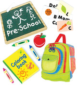 Preschool - Jolee's Boutique Dimensional Stickers