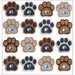 Paw Prints - Jolee's Mini Repeats Stickers
