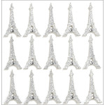 Eiffel Towers - Jolee's Mini Repeats Stickers