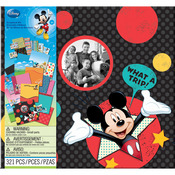 "Disney Vacation Scrapbook 12""X12"" Kit"