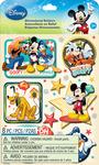 Mickey Family Boys - Disney Dimensional Stickers