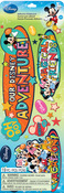 Mickey Family - Titles - Disney Adhesive Chipboard