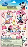 Mickey Family Girls - Disney Dimensional Stickers
