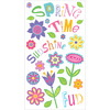 Spring Time Fun Classic Sticko Stickers