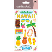 Hawaiian Dream Classic Sticko Stickers