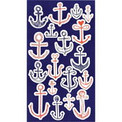 StickoDoodle Anchors Classic Stickers - Sticko Stickers