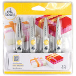 Decorative Scissors 4/Pkg - Deckle, Wave, Scallop & Zigzag