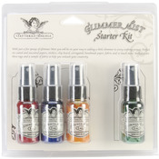Primary Colors Glimmer Mist Kit - Tattered Angels