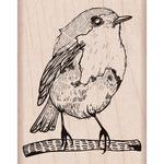 Bird - Hero Arts Mounted Rubber Stamps