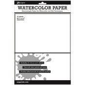 Ranger Surfaces Watercolor Paper 10/Pkg