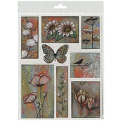 Promise Of Spring - Penny Black Sticker Sheet