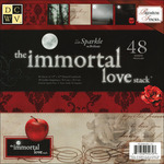 Immortal Love - 12x12 Paper Stack Pads