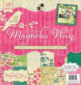 Magnolia Way - 12x12 Paper Stack Pads